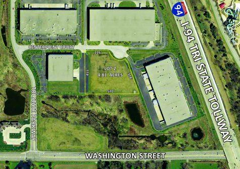 4.81 Acres Lot 2 5675 CenterPoint Court Gurnee, Illinois