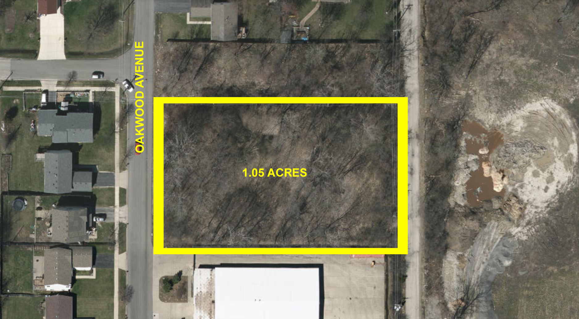 1.05 Acres, Oakwood Ave., Waukegan, IL
