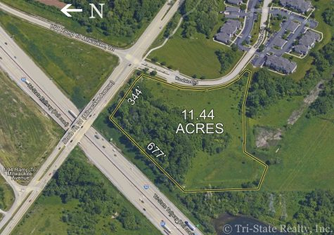 11.44 Acres IL Route 21 & Woodlake Blvd., Gurnee, IL