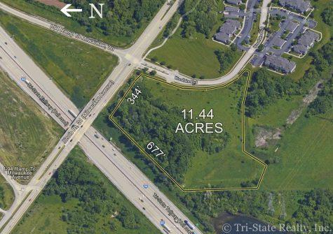 11.44 Acres IL Route 21 & Woodlake Blvd., Gurnee, IL